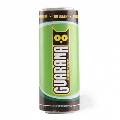 Guarana Green 0,5L Limenka
