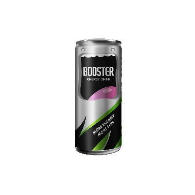 Nectar Booster 0,25 limenka ENERGY