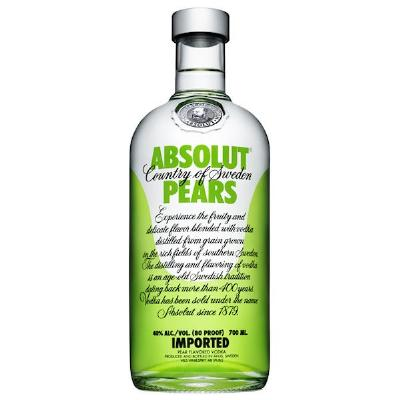 Absolut Pears 0,7 Vodka