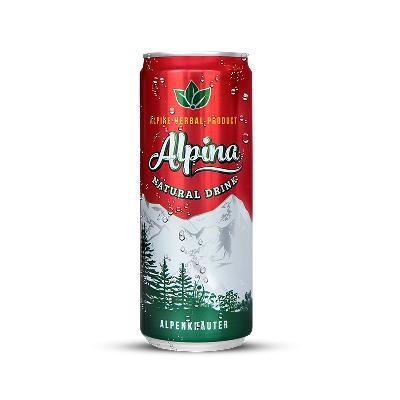 Alpina 0.33L Limenka