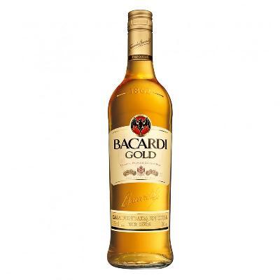 Bacardi gold 1l RUM