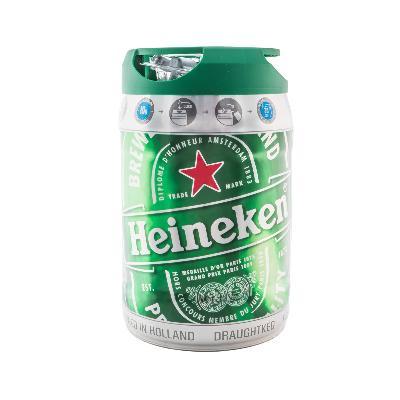 Bure Heineken 5L pivo.
