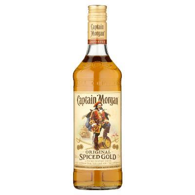 Captain Morgan Spiced 0.7L RUM.