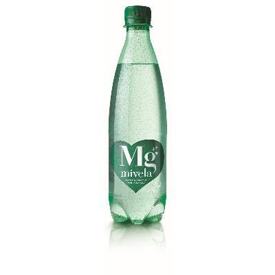 Mg Mivela 0,5L gazirana PET VODA.