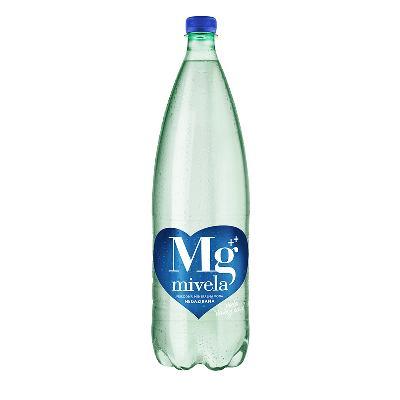 Mg Mivela 1,5L negazirana PET VODA.