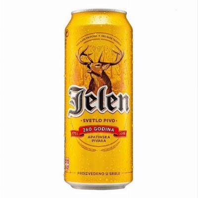 Jelen pivo 0,5L Limenka
