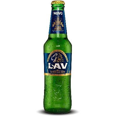 Lav 0,33l  PIVO