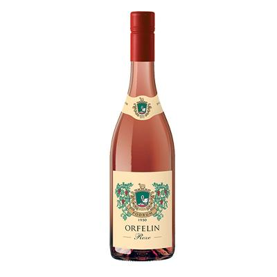 Orfelin Roze 0,75L Kovačević vino.