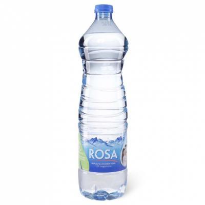 Rosa 1.5L negazirana PVC VODA