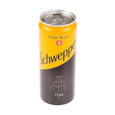 Schweppes tonic 0.33 SOK LIMENKA