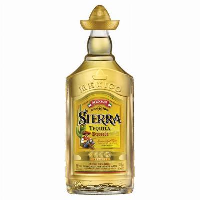 Sierra gold 0.7L TEKILA