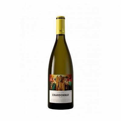 Zvonko.Bogdan Chardonnay 0,75L 2017 g. VINO