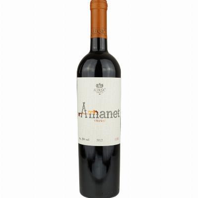 Amanet 0,75L Aleksić vino