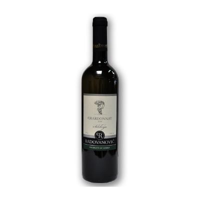 Chardonnay Radovanović 0,75 VINO
