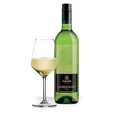 Chardonnay 0.75L Tikveš VINO