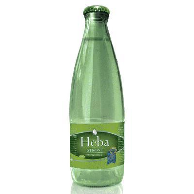 Heba 0,25L Gazirana Voda