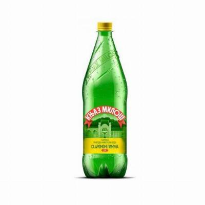 Knjaz Miloš. Limun 1,25L PET