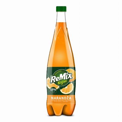Knjaz Miloš.Remix orange 1,5L pet