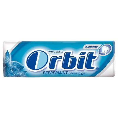 Orbit Peppermint Pellets