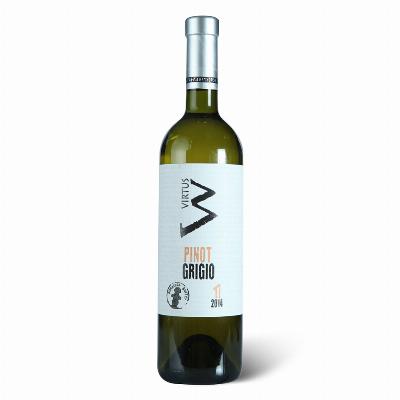 Pinot Grigio 0.75L VIRTUS VINO