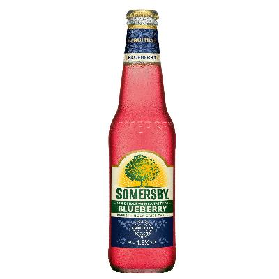 Somersby Borovnica Cider 0,33L
