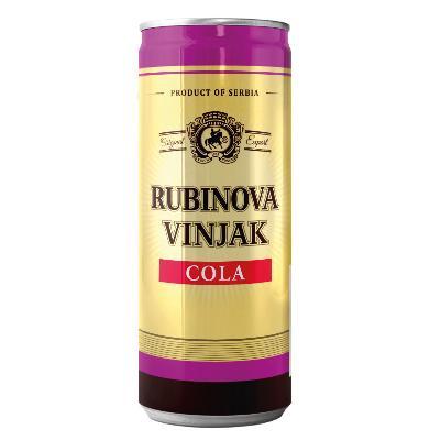 Vinjak-Cola 0,33L  Limenka