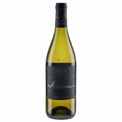 ACACIA Chardonnay Barrique 0,75L Stobi vino