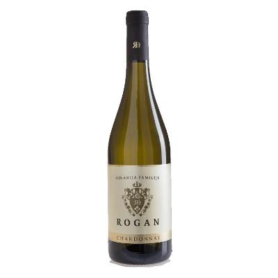 Chardonnay 0,75L Rogan belo VINO