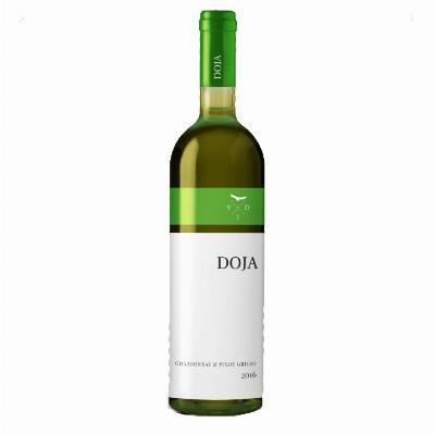 Doja vino belo 0,75L