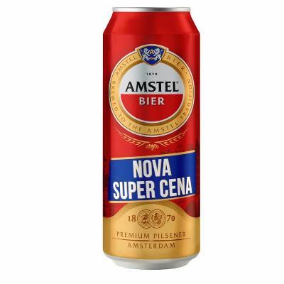 *Amstel 0.5L limenka