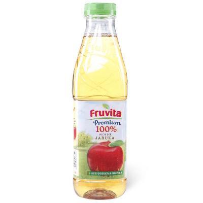 Fruvita jabuka/višnja & NIŠTA VIŠE 0,75L