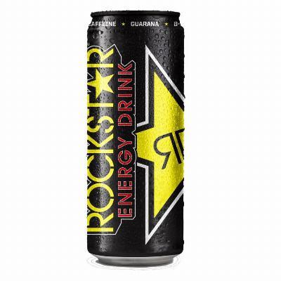 Rockstar Energy drink original 0,33L Limenka