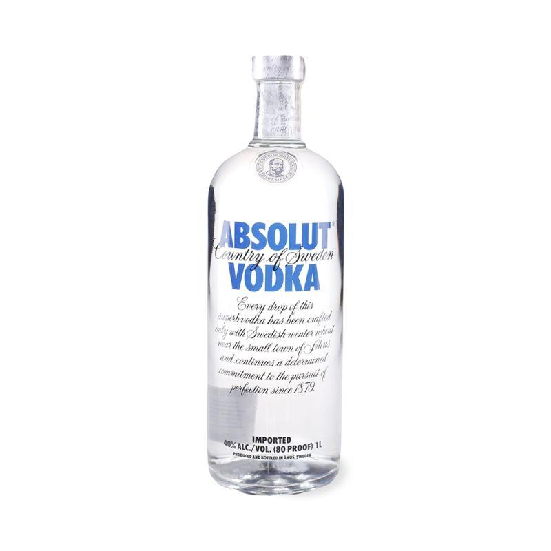 Absolut blue 1L Vodka