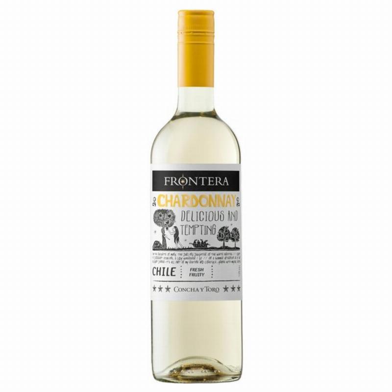 Frontera Chardonnay 0.75L VINO
