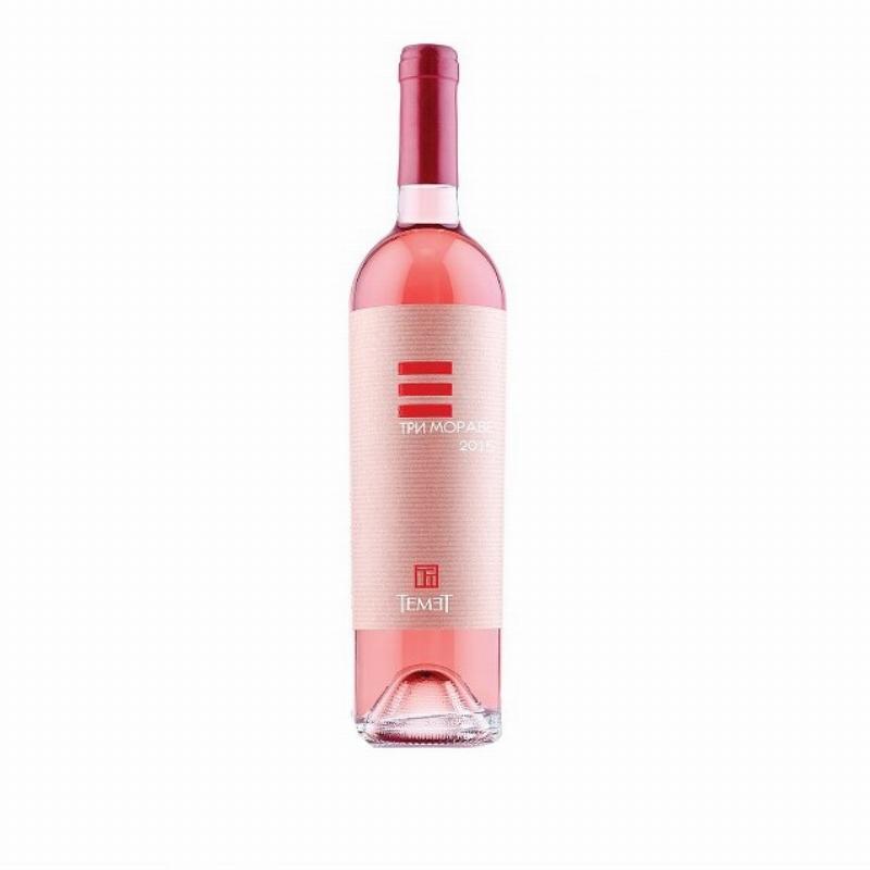 Temet Tri Morave rose Vino 0.75L