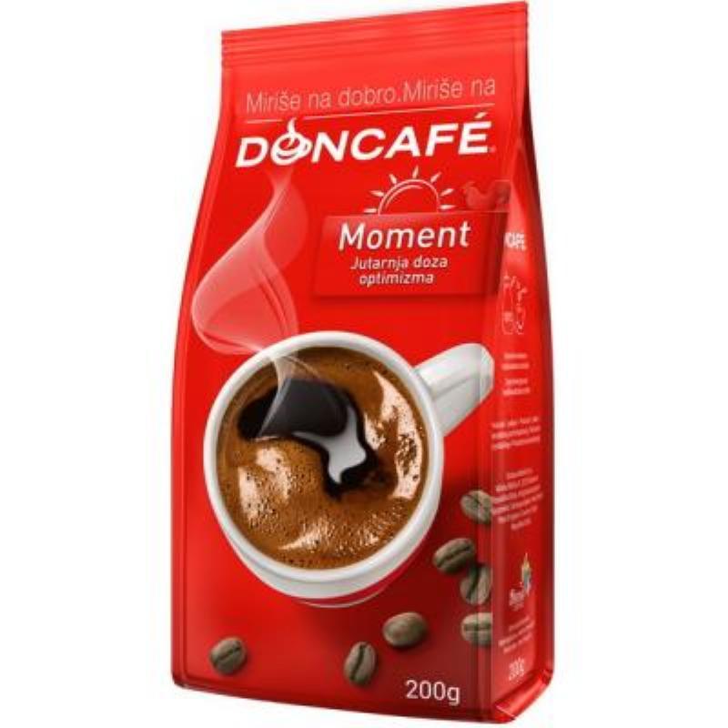 Doncafe Moment 200g  KAFA.