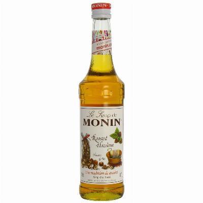 Monin Pečeni Lešnik/Roasted Hazelnut 0,7L SIRUP