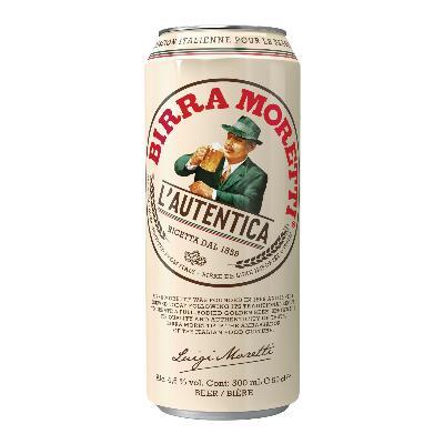 Birra Moretti 0,5L Limenka PIVO