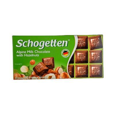Čokolada Schogetten 100g mlečna