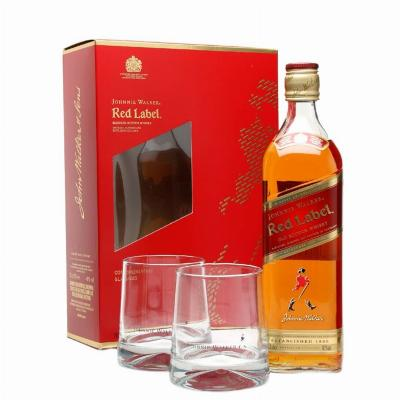 Johnnie Walker 0,7L+2 čaše VISKI.