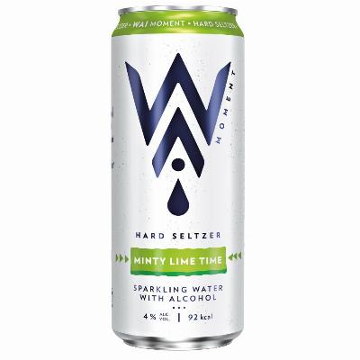 WAI Minty Lime 0,33L CAN
