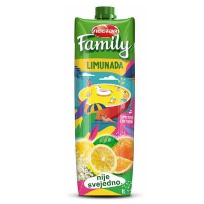 Nectar Family limunada 1L SOK BRIK